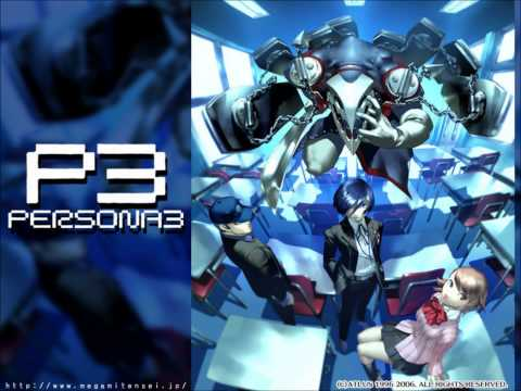 Persona 3 FES opening song