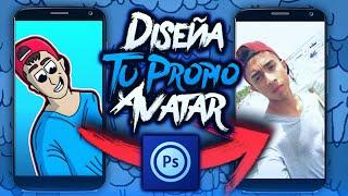 Como Hacer Tu Propio Avatar 100% Desde Android//Ps Touch
