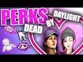 Perks - Dead by Daylight