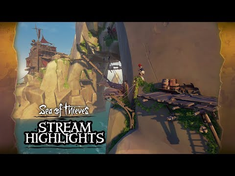 Sea of Thieves Weekly Stream Highlights: Wheel of Misfortune