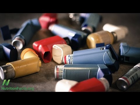 How to Treat Asthma with a Low Salt Diet