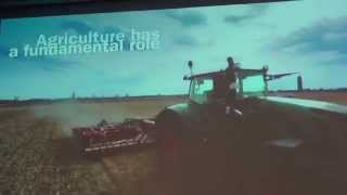 New Record for #Agritechnica 2015 - Innovation in Farm Equipment