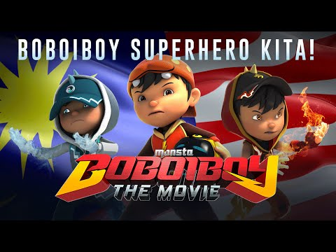 BoBoiBoy The Movie: Superhero Kita!