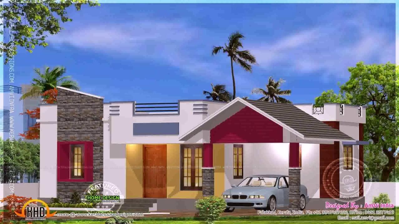 900 sq ft house design india