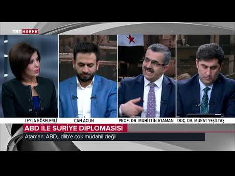 TRT Haber Özel Yayını - 12.02.2019 - Dış Politika