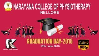 Narayana College of physiotherapy 2018