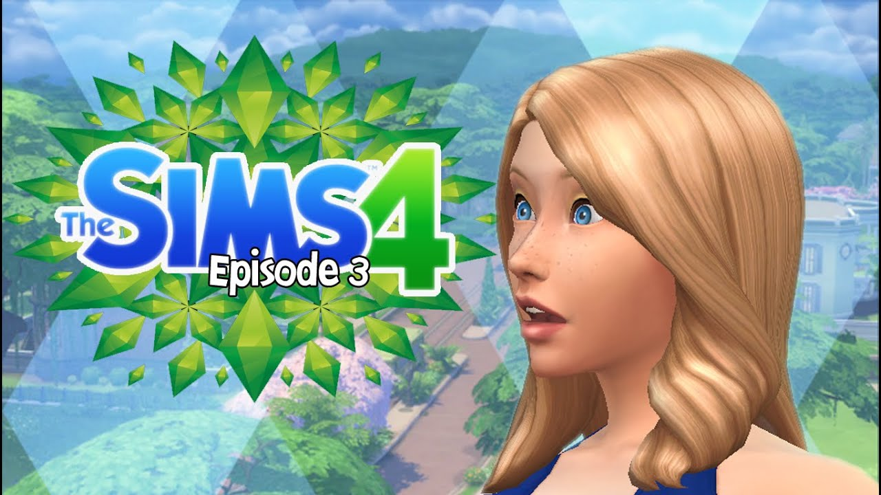Lets play the sims 4 part 3 case spawner youtube for Case the sims 3 arredate