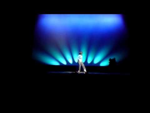 Kedrick Brown MJ Dancing Demo