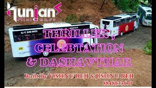 Oneness miniature built vishnu reji& jishnu reji 8848033670 thriller, celebration & dashavthar... thumbnail