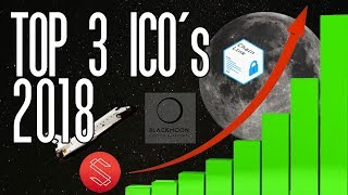 Top 3 ICO's for 2018