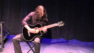 Crystal Mountain by Death cover on classical guitar 6/5/13