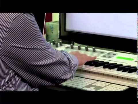 Synthétiseur M-Audio Venom (La Boite Noire)