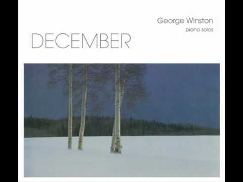 Joy - Solo Pianist George Winston - from DECEMBER