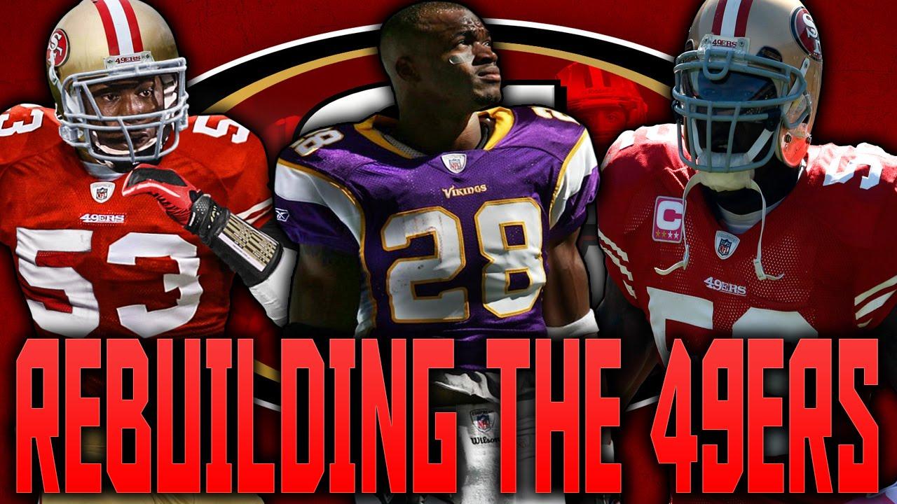 Madden 17 franchise rebuilding the san francisco 49ers youtube voltagebd Gallery