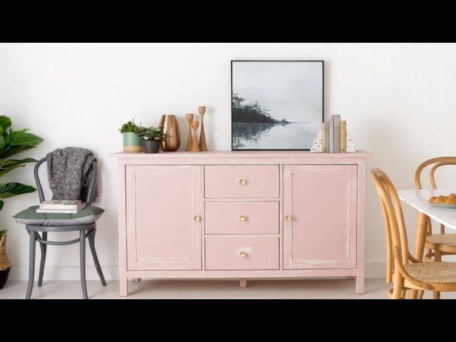 How to use Dulux Design Chalk Effect