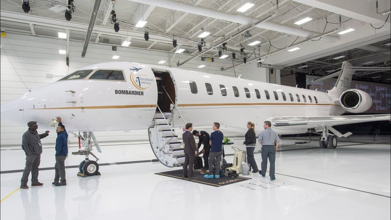 Bisnis Jet Komersial Bombardier-Kanada Dibeli Tunai Mitsubishi-Jepang