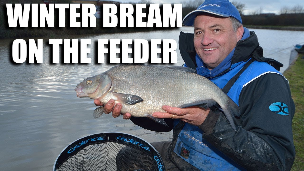 Winter fishing bream. Tackle for winter bream fishing 36