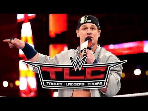 John Cena Returning At WWE TLC Tonight?