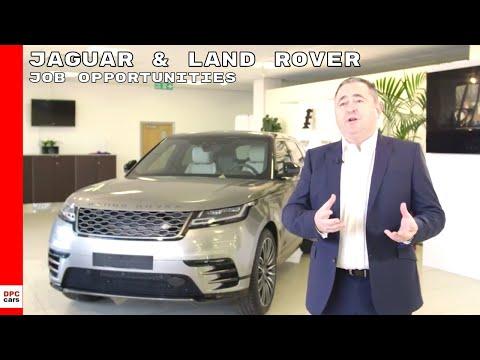 Jaguar Land Rover Armed Forces Job Opportunities