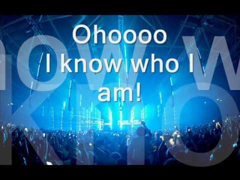 I know who God says/liftc