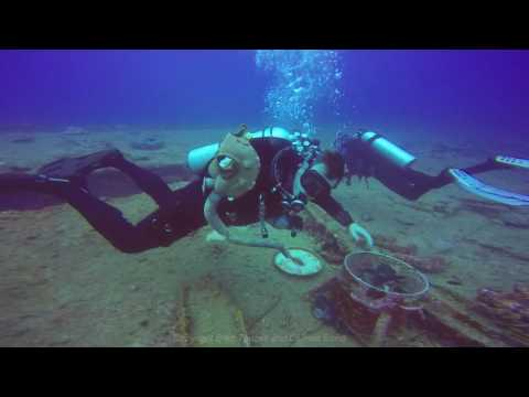 Scuba Diving on the SS President Coolidge