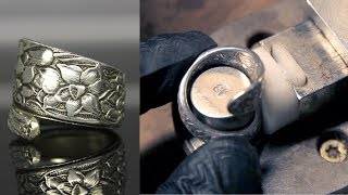 HOW TO MAKE SPOON RINGS + Pepe Tools Ring Bender Review