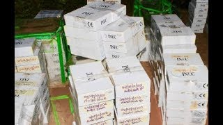 Wrong Election Materials Sent To Delta Returned To INEC Headquarters In Abuja