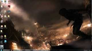 How to Play Thief: Deadly Shadows in Widescreen