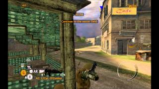 Full Spectrum Warrior: Ten Hammers (Mission 4) PC