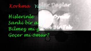 İsyankar (Mustafa Sandal) Lyrics Video
