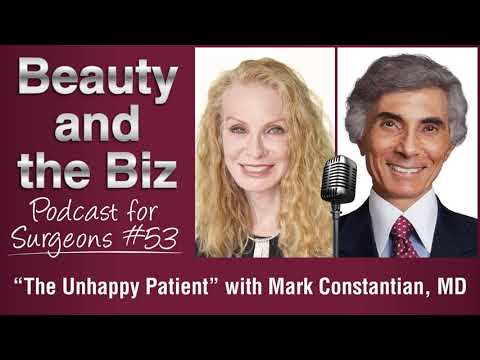 "Ep.53: ""The Unhappy Patient"" with Mark Constantian, MD"