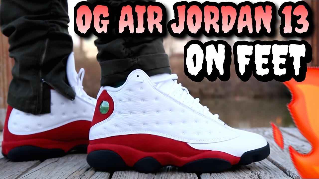 a37a03f4ba8 Nike Air Jordan 13 Retro 'Chicago 2017' Review