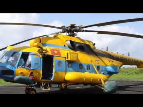 Vietnam military helicopter crash kills 16   BREAKING NEWS   07 JULY 2014 HQ