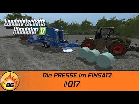 LS17 - Lösshügelland #017 | Die PRESSE im EINSATZ | Lets Play [HD]