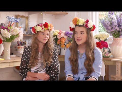 Modowe wyzwanie Minnie | Florystyka | Disney Channel Polska
