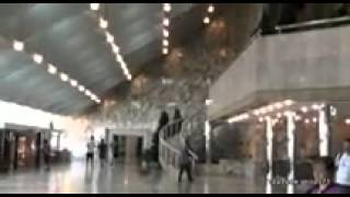 A tour of the Ryugyong Hotel in Pyongyang