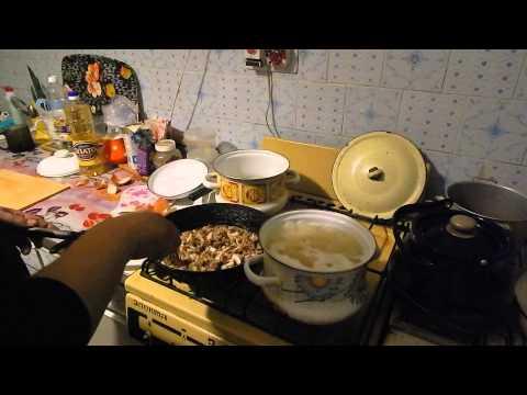 Макароны по флотски ( с мясом )