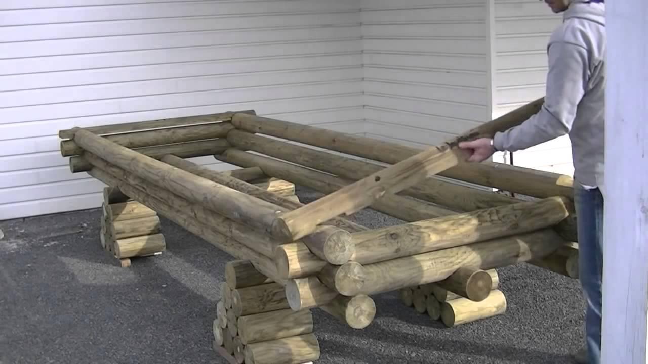 potager surelev transportable jardinou youtube. Black Bedroom Furniture Sets. Home Design Ideas