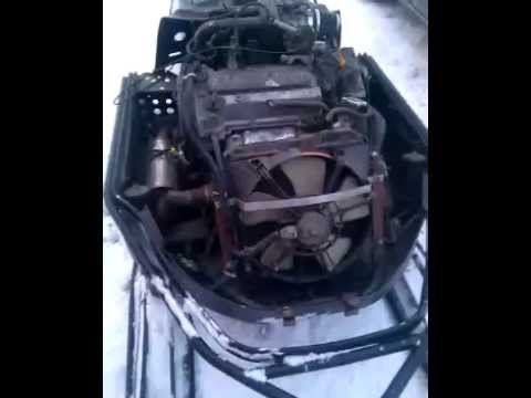 Снегоход Yamaha RS Viking Professional отзывы