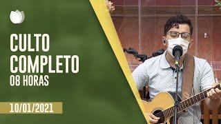 CULTO MATUTINO 8H | Rev. Arival Dias Casimiro | Igreja Presbiteriana de Pinheiros | IPP TV