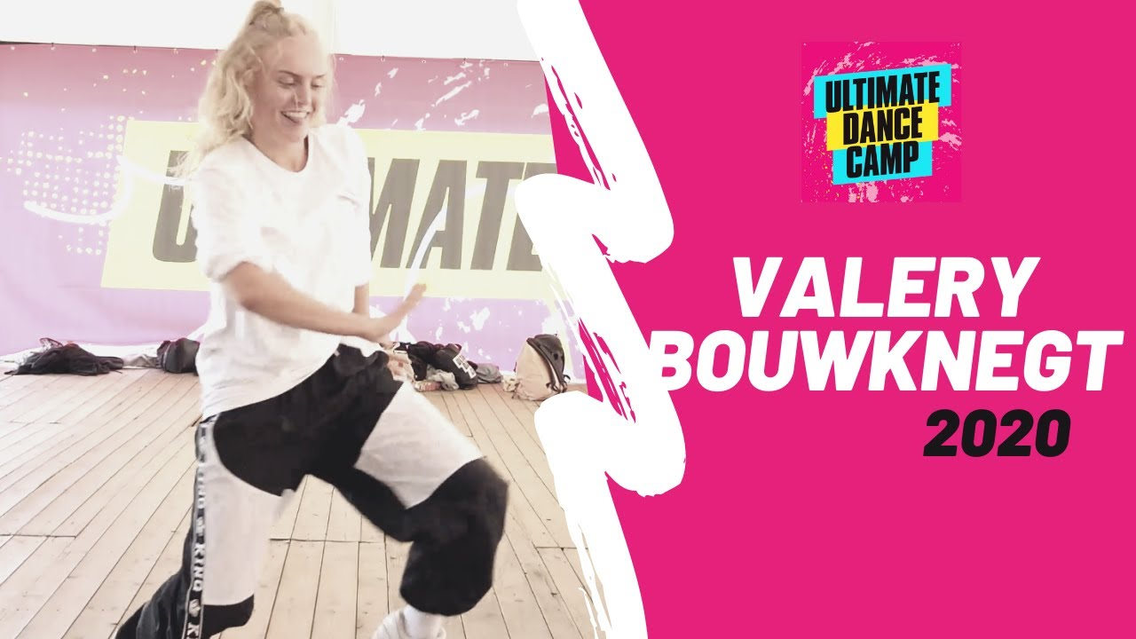 Valery Bouwknegt | Ultimate Dance Camp 2020 | Walibi Holland