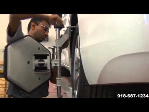 Toyota Wheel Alignment Front End Alignment Service McAlester Tahlequah OK