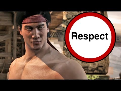 Mortal Kombat X - Characters Exchange Pleasantries & Friendly Remarks thumbnail