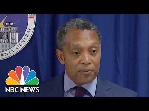 Lawsuit Announced Against Donald Trump For Constitutional Violation   NBC News