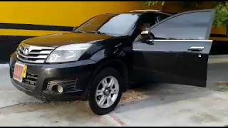 GREAT WALL HAVAL H3 4x2 MT MOD 2012