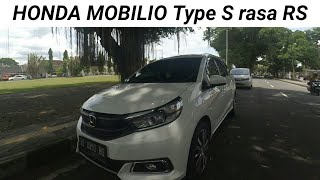 #ReviewJujur - Review HONDA MOBILIO Type S - Tips Modifikasi Mobil-lio Type S jadi RS