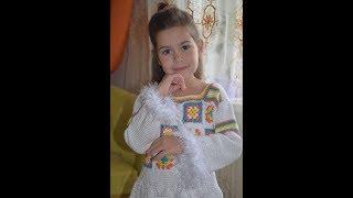 Baby Knitting Dress  /Детские платья крючком