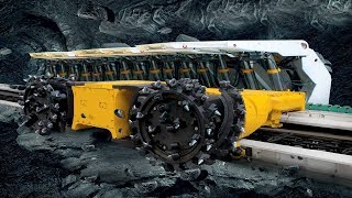 Mining machines and complexes  Machines monsters for crushing any rocks or concrete coatings