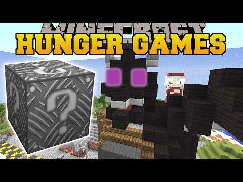 Minecraft: DRAGON ATTACK HUNGER GAMES -...
