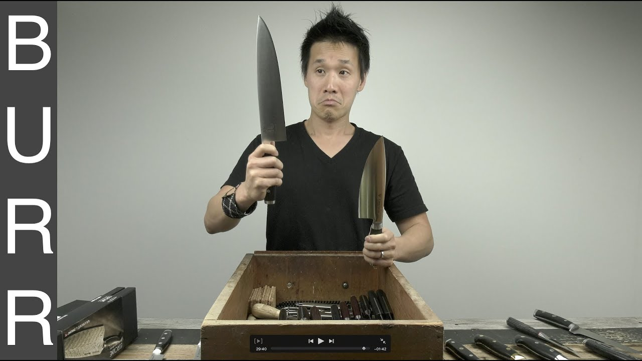 Best Way To Store Your Kitchen Knives For 10 Youtube